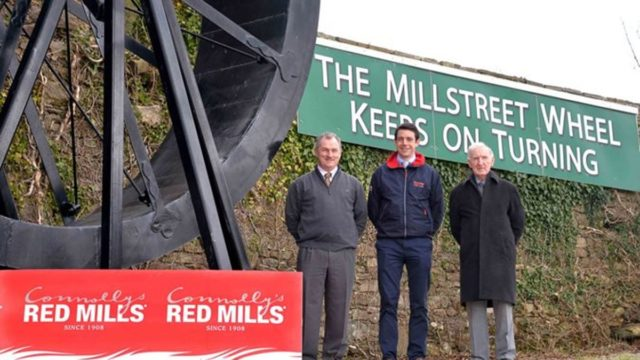 Press Release: Connolly's RED MILLS to Support Millstreet 2017