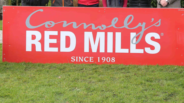 Connolly'S RED MILLS continue Spring Tour Sponsorship
