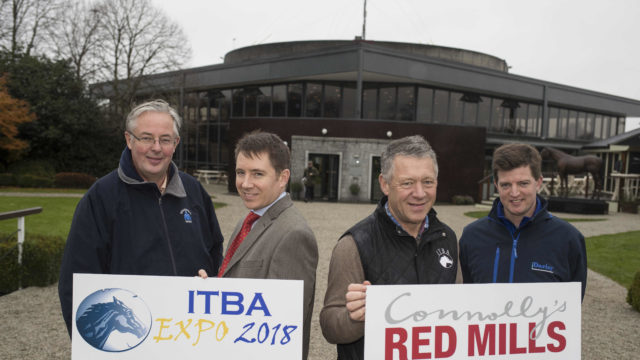 ITBA Expo '18 in partnership with Connolly's RED MILLS